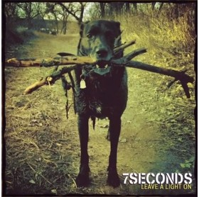 7 Seconds - Leave A Light On LP