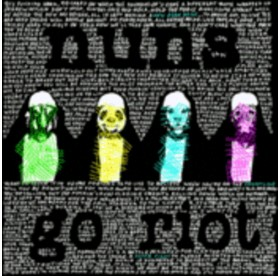 Nuns Go Riot - Damaged Guts