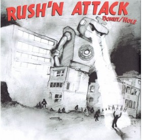 """Rush'n Attack - Donut/Hole 7"""""""