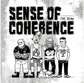 Sense Of Coherence - The Demo BLACK VINYL