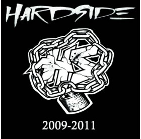 Hardside - 2009-2012 GREEN PURPLE VINYL