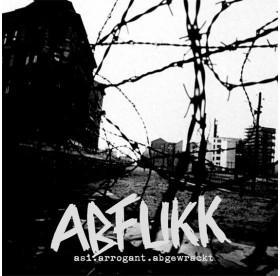 Abfukk - Asi.Arrogant.Abgewrackt LP