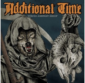 Additional Time - Wolves Amongst Sheep WHITE VINYL