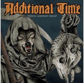 Additional Time - Wolves Amongst Sheep WHITE VINYL