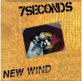 7 Seconds - New Wind LP