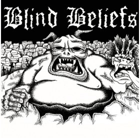 Blind Beliefs - Same BLACK VINYL
