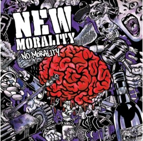 New Morality - No Morality CD