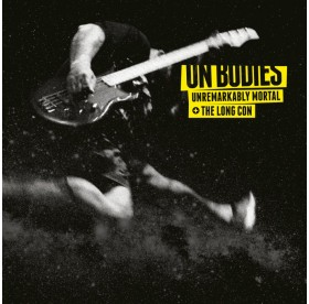 On Bodies - Unremarkably Mortal BLACK VINYL