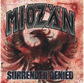 Miozän - Surrender Denied BLACK VINYL