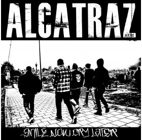 Alcatraz - Smile Now Cry Later CLEAR VINYL