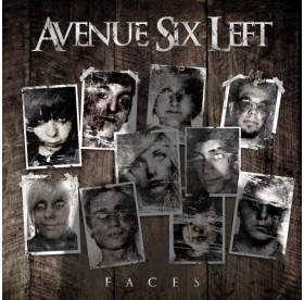 Avenue Six Left - Faces CD