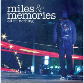 All For Nothing - Miles And Memories WHITE VINYL
