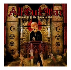 All Out War - Assassins In The House CD