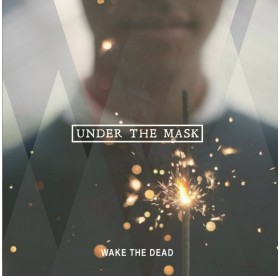 Wake The Dead - Under The Mask BLUE VINYL
