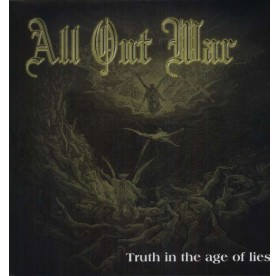 All Out War - Truth In The Age Of Lies LP