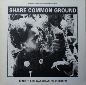 """V.A. - Share Common Ground Compilation 12"""""""