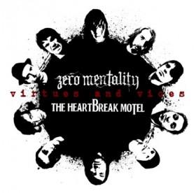 "Zero Mentality/The Heartbreak Motel 2x7"" WHITE VINYL"