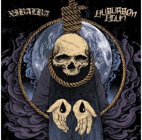 Xibalba / Suburban Scum - Split LP