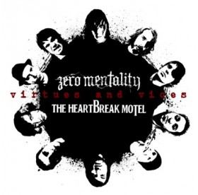 Zero Mentality/Heartbreak Motel - Split CD