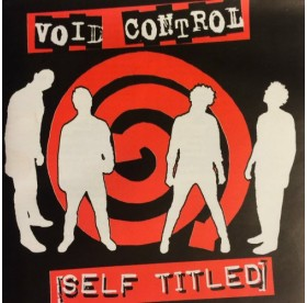 Void Control - Self Titled CD