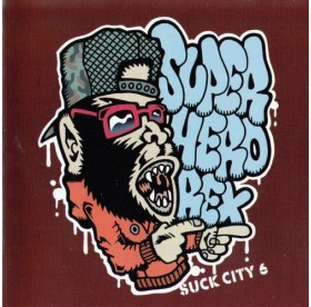 V.A. - Suck City Vol. 6 CD