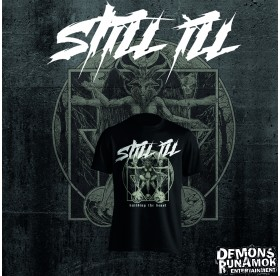 Still Ill - Building The Beast Design T-SHIRT