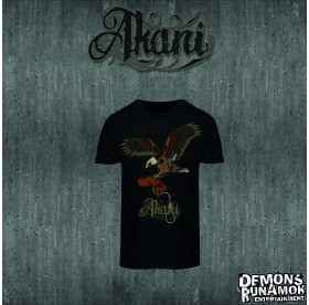Akani - Through My Darkest Infernal T-SHIRT