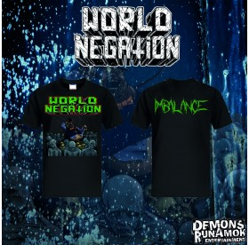 World Negation - Imbalance T-SHIRT