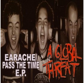 A Global Threat - Earache 7""