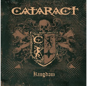 Cataract - Kingdom CD