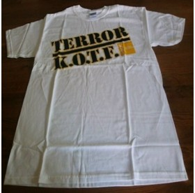 Terror - K.O.T.F. Public Enemy Design T-Shirt SIZE M, L, XL