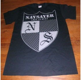 Naysayer - Laid To Rest T-Shirt SIZE S, M