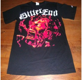 Bitter End - Mind In Chains T-SHIRT SIZE S