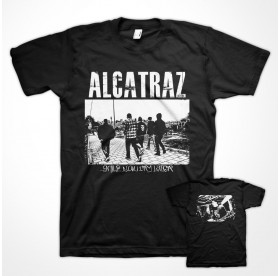 Alcatraz - Smile Now Cry Later T-SHIRT SIZE S