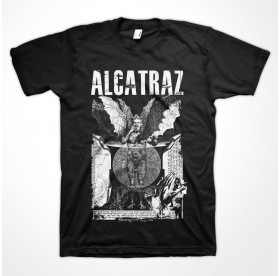 Alcatraz - Lucifers 9th Circle T-SHIRT SIZE S