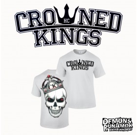 Crowned Kings - Skull T-SHIRT