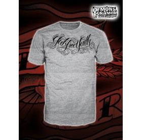 God Free Youth - Script T-SHIRT SIZE S-XL