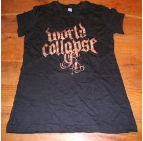 World Collapse - Logo GIRLIE SHIRT