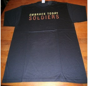 Embrace Today - Soldiers T-SHIRT