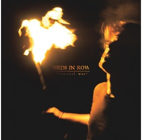 Birds In Row - Personal War LP