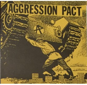Aggression Pact - Same 7""