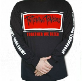 Twitching Tongues - Oasis LONGSLEEVE
