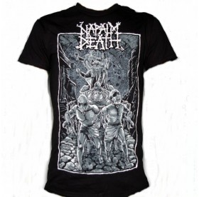 Napalm Death - Manslayer T-SHIRT