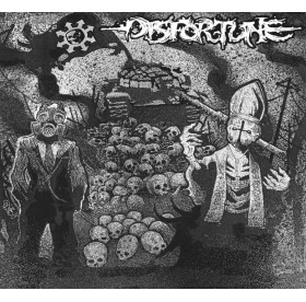 Disfortune - Disantrophy CD