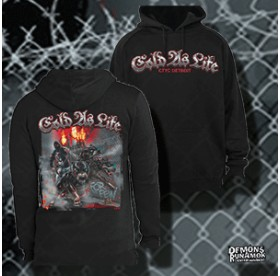 Cold As Life - For The Few HOODIE