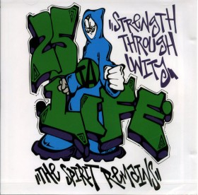 25 Ta Life - Strength Through Unity CD