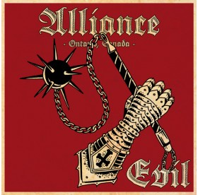 Alliance - Evil LP