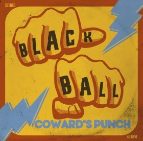 Black Ball - Coward's Punch 7""