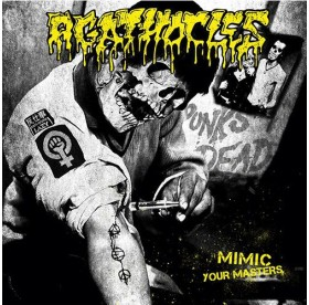 Agathocles / Disorder - Mimic Your Masters / Chaos & Disorder LP