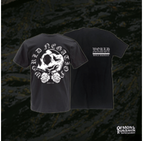 World Negation - Burn Broken T-SHIRT